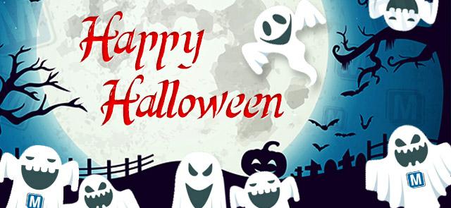 Halloween at Merkandi